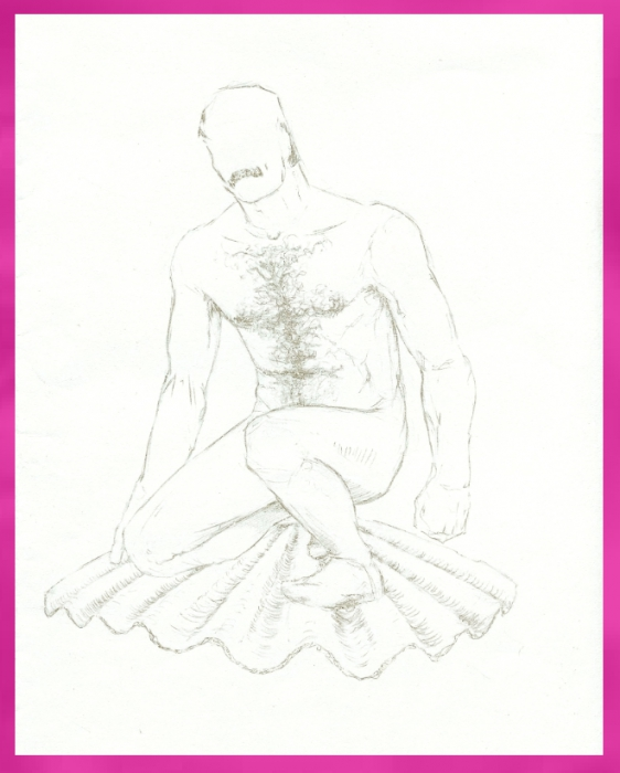 Freddie Mercury par Fairy-Feller